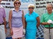 """presenta nueva edición torneo golf """"Butterfly Children"""" favor niños Piel Mariposa"""