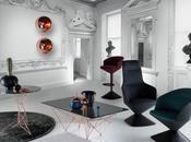 #iSaloni. diseño vuelve brillar Milán; tonos metálicos regresan.