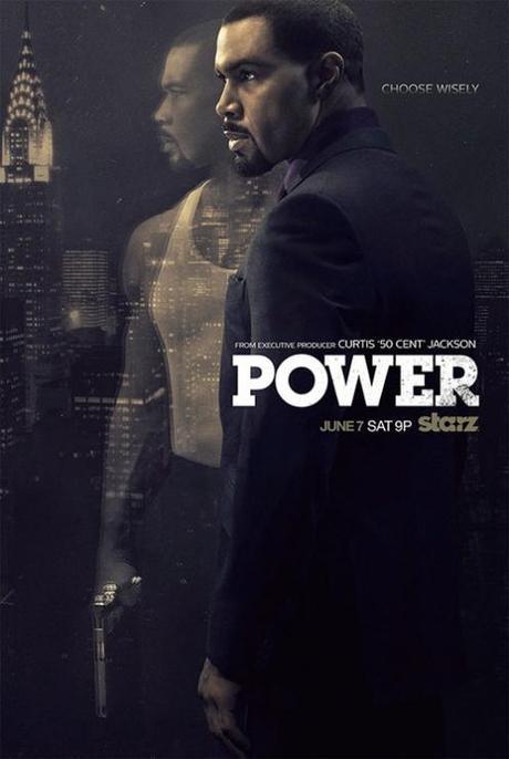poster power serie