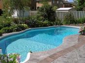 Aumento construcción piscinas barrios medios Santiago
