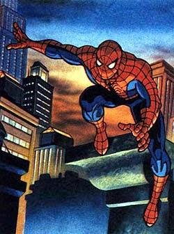 series de tu infancia spiderman the animated series