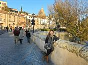 Diario viaje: Puente romano Huerto Calixto Melibea. Salamanca (parte España