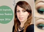 Maquillaje Inspirado Blanca Suárez (Goya 2014)