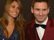 Messi Antonella Roccuzzo esperan segundo hijo