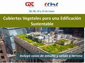 """iniciará curso """"Cubiertas Vegetales para edificación sustentable"""""""