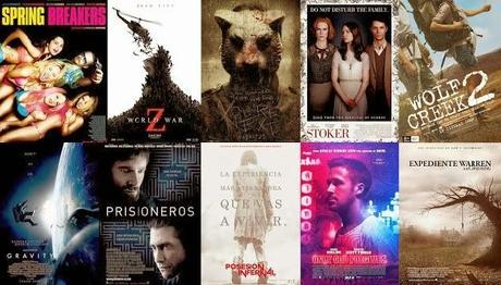 Mis diez películas de 2013