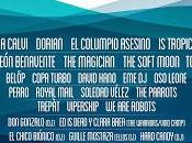 Tropical Soft Moon cierran cartel Mona Fest