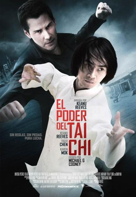 El poder del Tai Chi poster españa