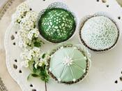 Inspiración para boda verde mint
