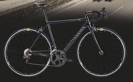La Canyon Ultimate AL SLX designada como la mejor bicicleta de carretera para carreras.