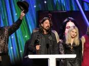Nirvana reúne para entrar Salón Fama tocan junto Vicent, Courtney Love, Lorde, Joan Jett Gordon