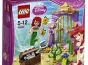 LEGO apuesta niñas nuevos sets construcción Disney Princess