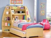Unique kids storage beds