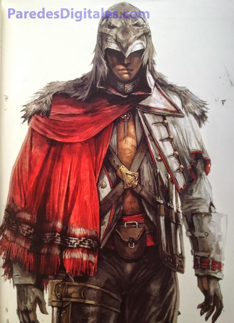 El Arte de Assassin's Creed III - Paperblog