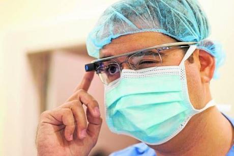 Las Google Glass ya salvan vidas
