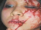 Arabia Saudí: Cosen labios muchacha cristiana