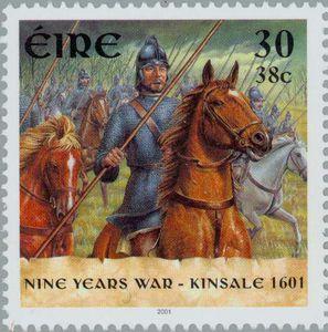 La Batalla de Kinsale (1602)