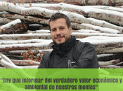 """futuro Sector Forestal"""". Capítulo Ángel Roldán."""