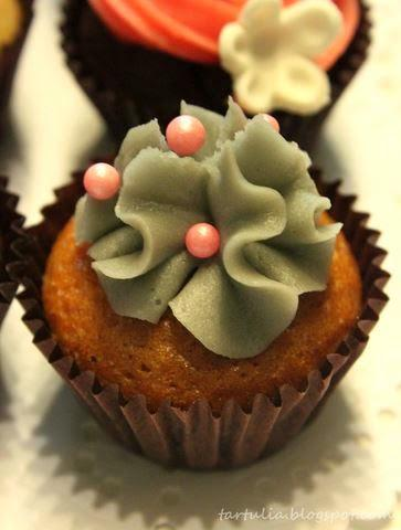 Minicupcakes, de un bocado