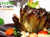 Alcachofas Verduras Recetas Sanas