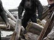 """nuevas imágenes """"Dawn Planet Apes"""""""