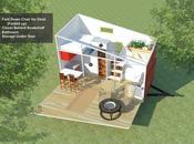 Arquitectura sustentable, posible beneficio, menos espacio?