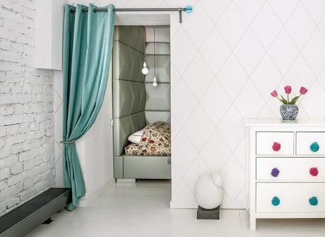 Ideas para espacios peque os reconvertir armarios en - Armarios espacios pequenos ...