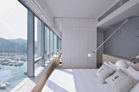 Apartamento minimalista en hong kong paperblog - Apartamentos en hong kong ...