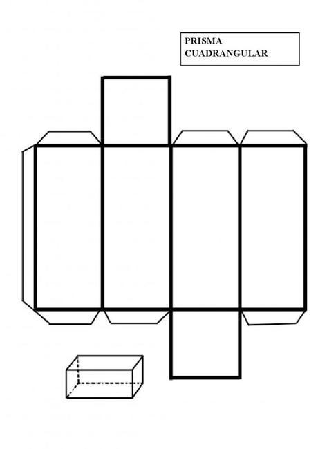 Construir un prisma cuadrangular - Paperblog