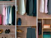 Claves para ordenar nuestro armario