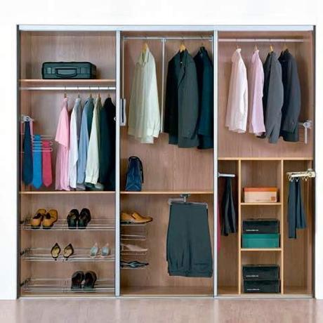 Claves para ordenar nuestro armario paperblog - Ordenar armarios ropa ...