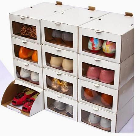 Claves para ordenar nuestro armario paperblog - Cajas para ordenar ...
