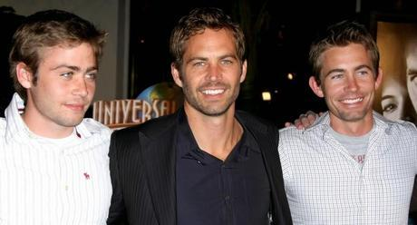Los hermanos de Paul Walker, involucrados en 'A Todo Gas 7'