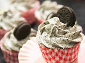 Mini cupcakes Oreo