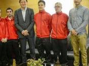 Equipos Ourense recibieron 143.500 euros Xunta