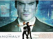 Quad póster trailer 'the anomaly' somerhalder luke hemsworth