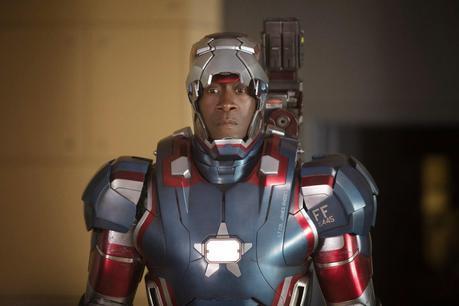 Tony Stark es Iron Man