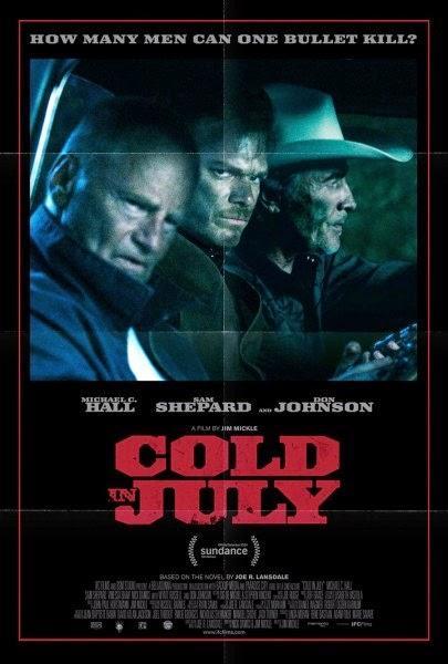 Michael C. Hall, acosado en el prometedor tráiler de 'Cold in July'