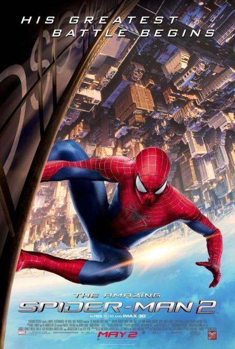 The Amazing Spider Man 2 El poder de Electro poster españa