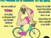 bici yoga combinación perfecta para vida verdaderamente sana