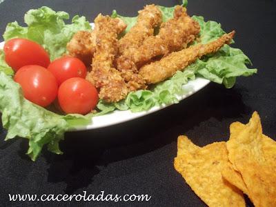 Recetas fáciles de pollos viajeros!!!!