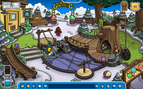 screenshot 13 Club Penguin: ¡Llegada del Parque Para Puffles!