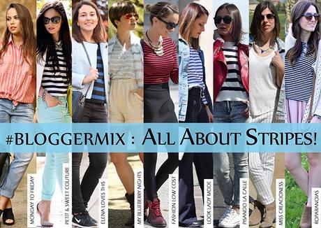 #Bloggermix: All About Stripes