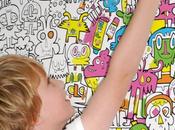 solución para niños pintan paredes