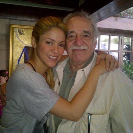 Shakira Gabriel García Márquez
