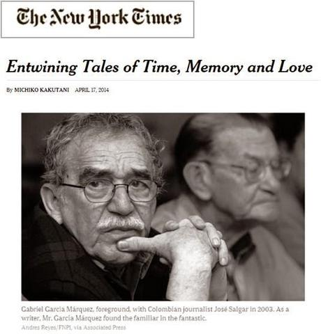 a paper on influences of gabriel garcia marquez Best known as the author of the prizewinning one hundred years of solitude, gabriel garcia marquez began life in aracataca, colombia, on march 6, 1928 the son of poor parents, gabriel eligio garcia and luisa santiaga marquez iguaran, garcia marquez lived with his grandparents for the first eight years of his life.