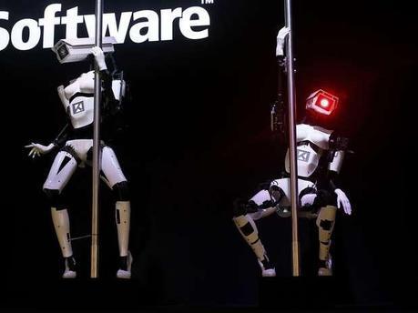 Robots Bailarines y Fábricas Inteligentes en la Feria CeBIT 2014
