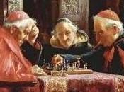 Tres historias católicas juego ajedrez