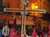 Jesús recibiendo lanzada Longinos.