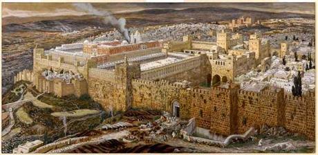La Jerusalén que vivió la Pasión de Jesús